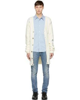 Off-white K-blur Cardigan