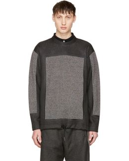 Black S-rev Sweatshirt