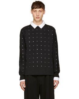 Black S-garbo Sweatshirt