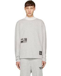 Grey S-osvaldo-ls-ra Sweatshirt