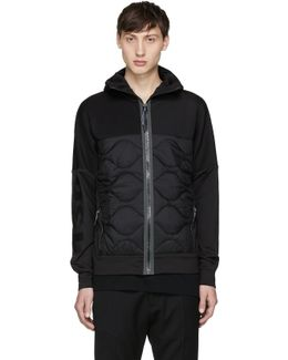 Black X Collection Dolpeck Zip Hoodie