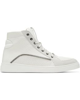 Off-white S-vip High-top Sneakers