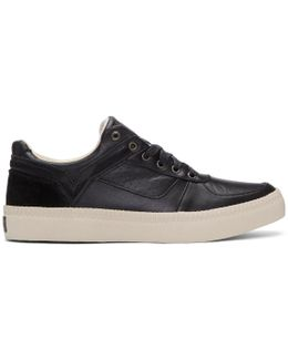Black S-spaark Low Sneakers