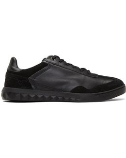 Black S-studshean Sneakers