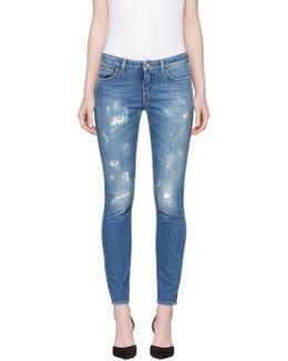 Blue Pretty Fit Jeans