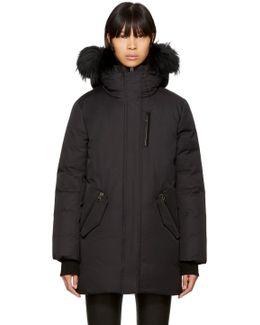 Black Down Marla Coat