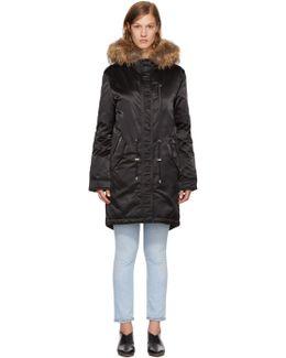 Black Down Reba Jacket