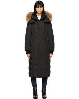 Black Down Jada Jacket