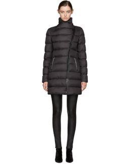 Black Down Yara Coat