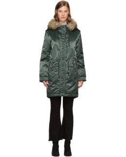 Green Down Reba Jacket