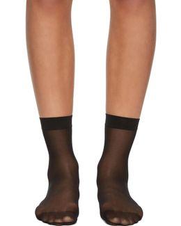 Black Individual 10 Socks