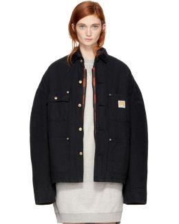 Black Workman Jacket