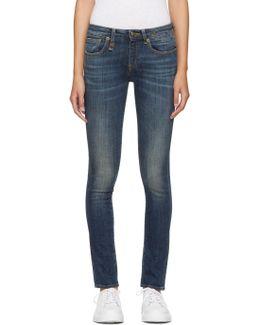 Blue Kate Skinny Jeans