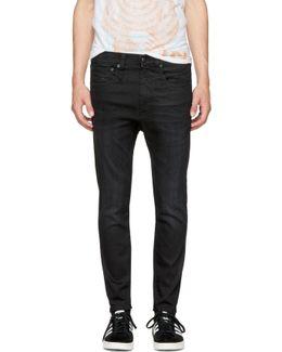 Black Drop Jeans