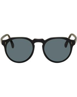 Black & Tortoiseshell Remmy Sunglasses