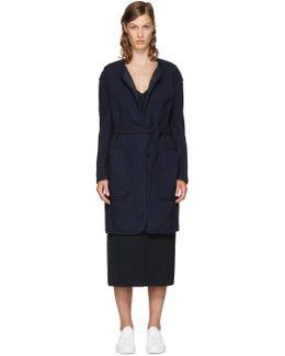 Indigo Montana Liner Coat