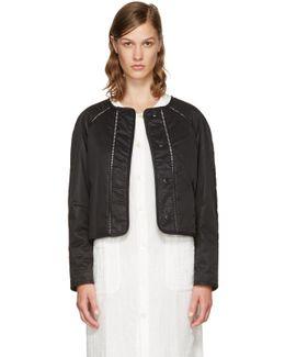 Black Sombat Jacket