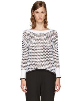 White Daniela Sweater