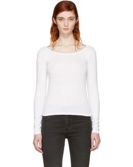White Oasis T-shirt