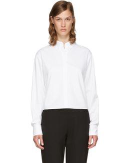 Reversible White Calder Shirt