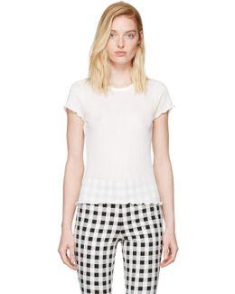 White Dillon T-shirt
