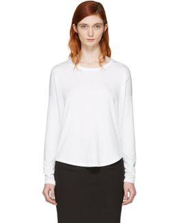 White Hudson T-shirt