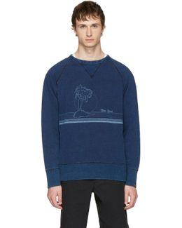 Indigo 'new York' Vacation Sweatshirt