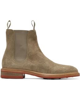 Taupe Spencer Chelsea Boots