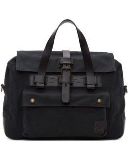 Black Colonial Briefcase