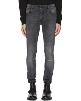 Grey Tattenhall Jeans