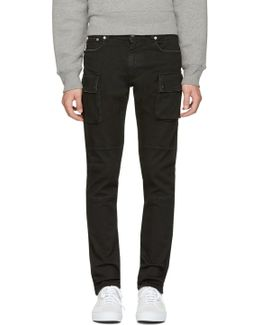 Black Westward Jeans