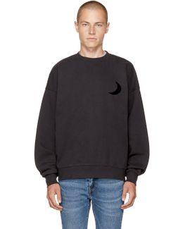 Black L8 Moon Sweatshirt