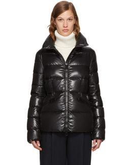 Black Down Danae Jacket