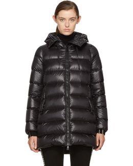 Black Down Suyen Coat