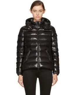 Black Down Bady Jacket