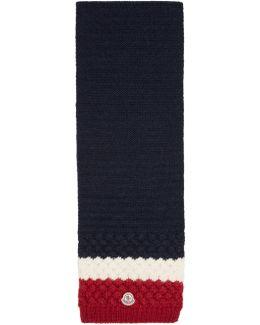 Tricolor Flag Scarf