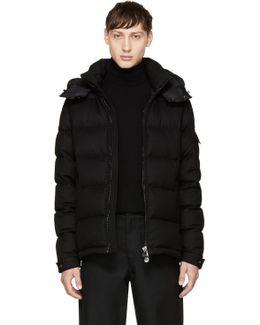 Black Down Montgenevre Jacket