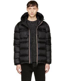 Black Down Morane Jacket