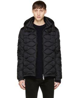 Black Down Morandieres Jacket