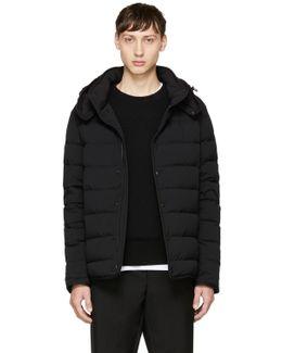 Black Down Nazaire Jacket
