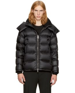 Black Down Pascal Jacket