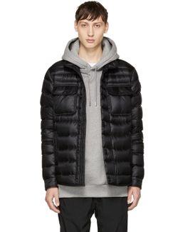 Black Down Forbin Jacket