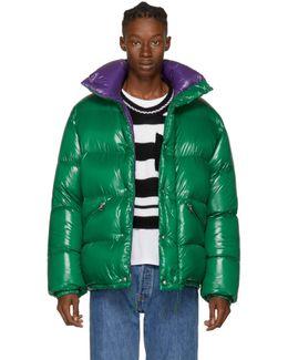 Green Down Dejan Jacket