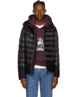 Black Down Riom Jacket