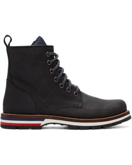 Black New Vancouver Boots