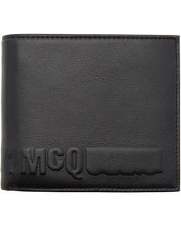 Black Logo Wallet
