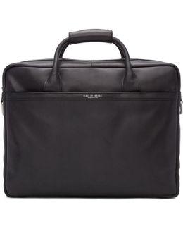 Black Mannes Briefcase
