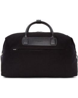 Black Ealing Duffle Bag