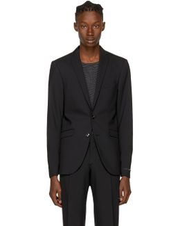 Black Harrie 4 Suit