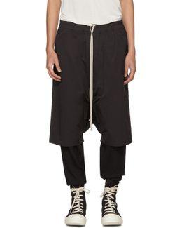Black Pods Shorts